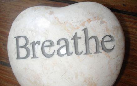 Stop - Take a Breath