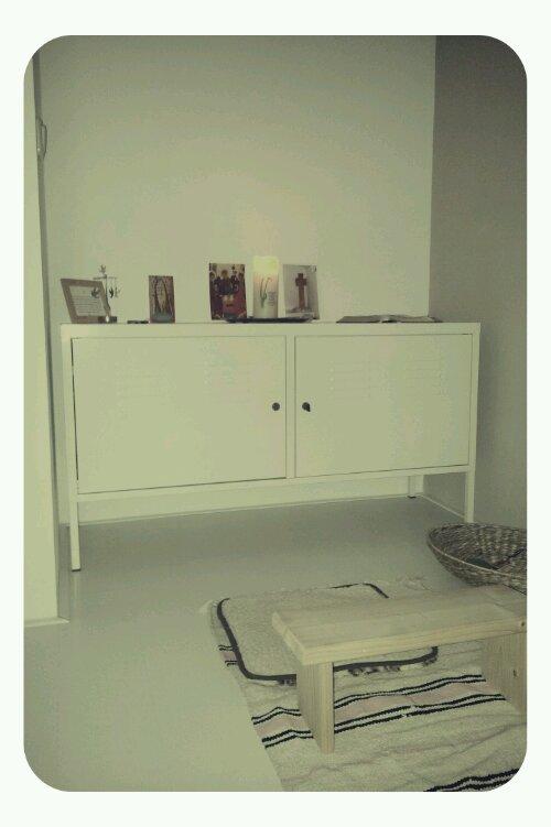 My silent room (1/4)